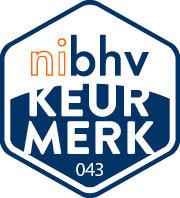 Logo NIBHV KEURMERK